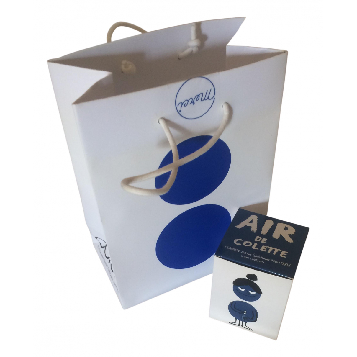 Colette - Objets & Deco   pour lifestyle en verre - bleu