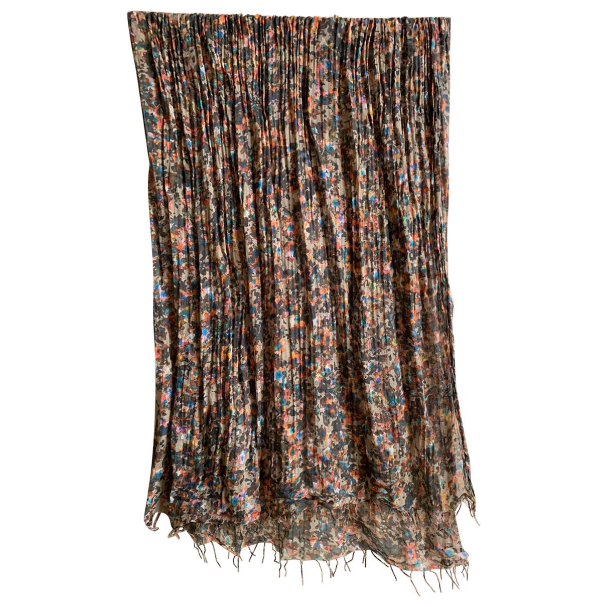 Hugo Boss N Silk scarf for Women N