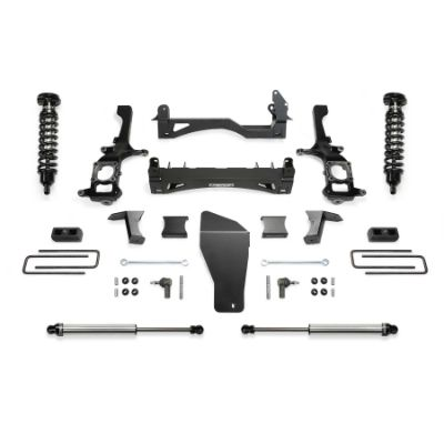 Fabtech 6 Inch Performance System with Dirt Logic Shocks - K6009DL