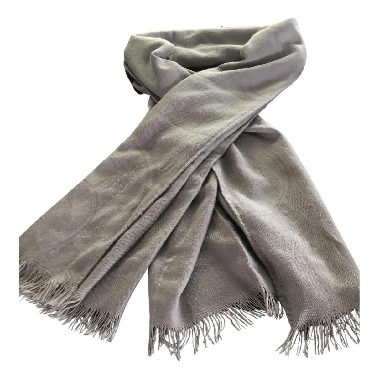 Hermès \N Beige Cashmere scarf for Women \N
