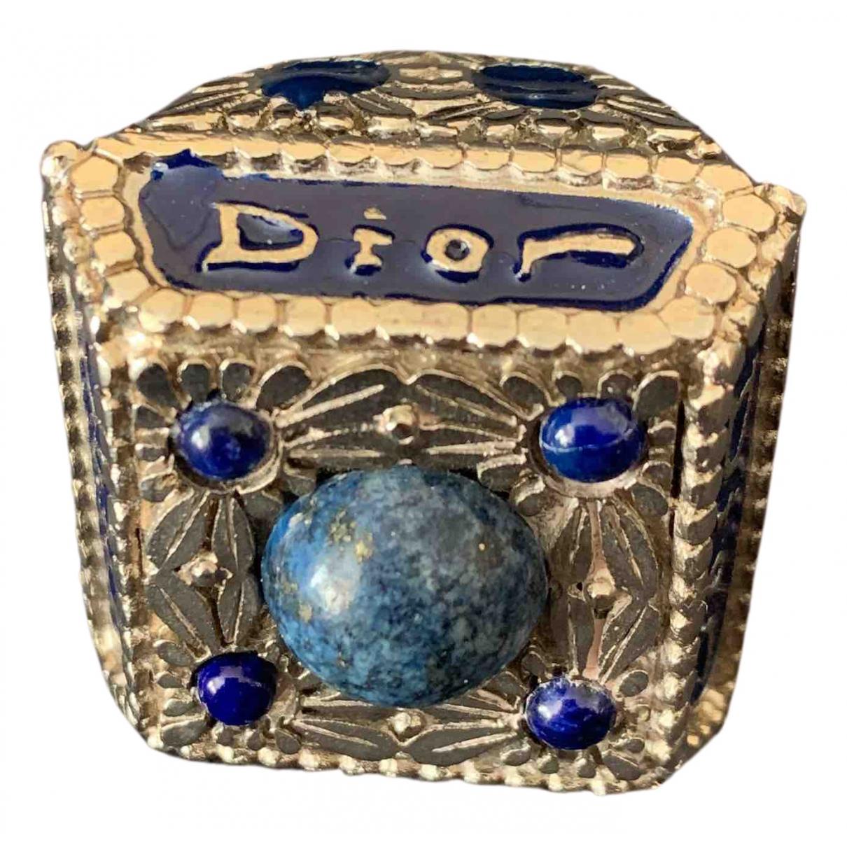 Dior \N Ring in  Silber Versilbert