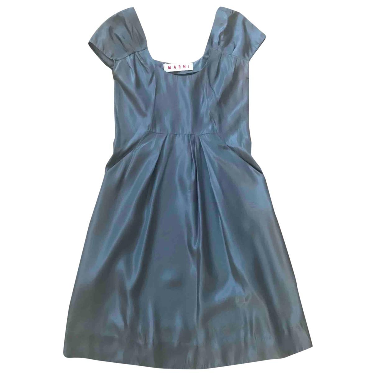 Marni - Robe   pour femme - gris
