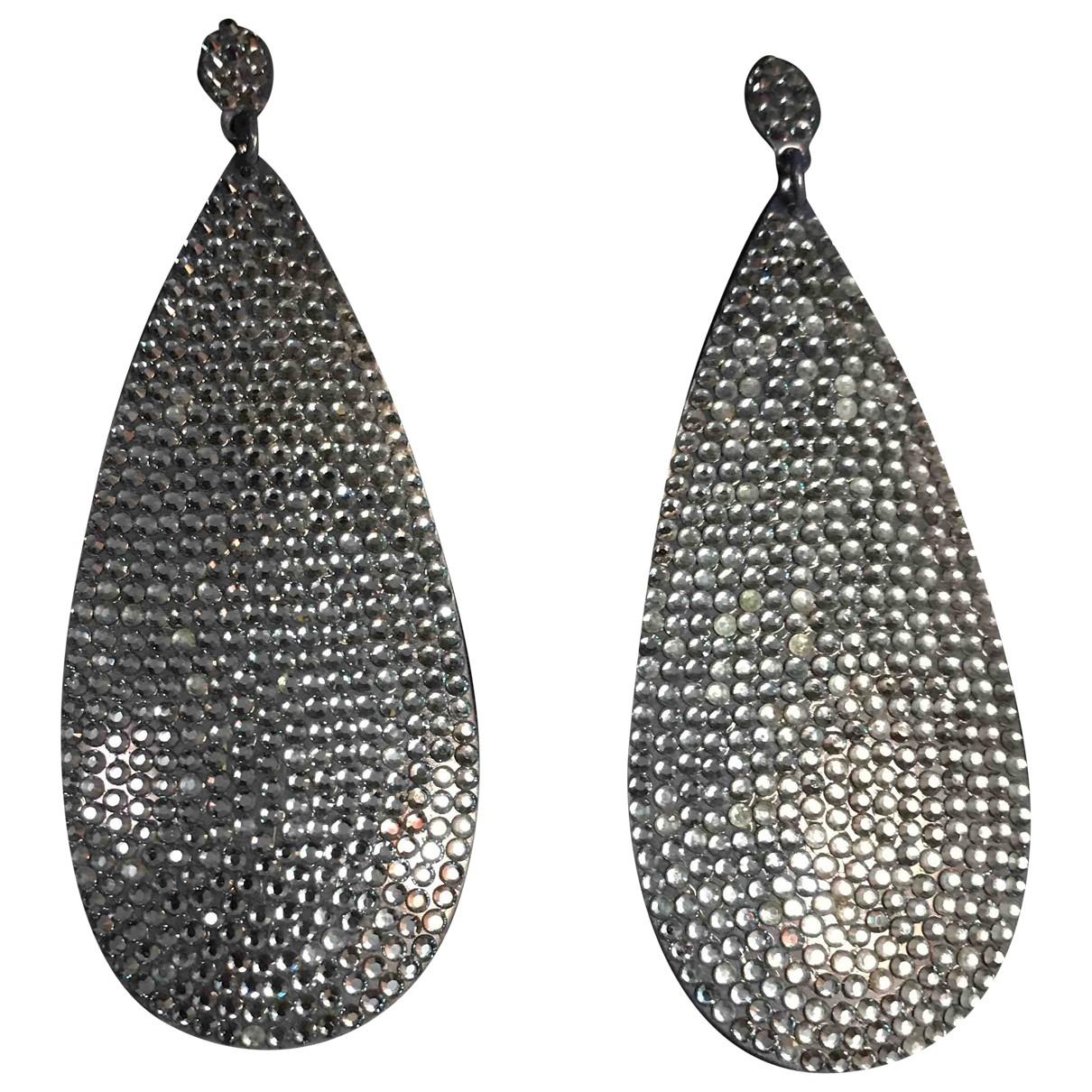 Luxury Fashion - Boucles doreilles   pour femme en metal
