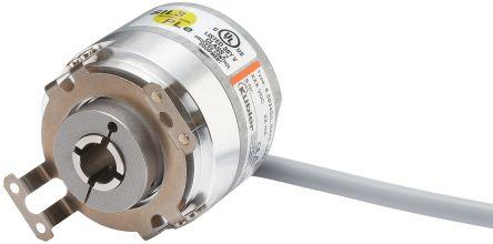 Kubler Incremental Encoder  8.5834FS2.B424.2048 2048 ppr 9000rpm Hollow 10 → 30 V dc