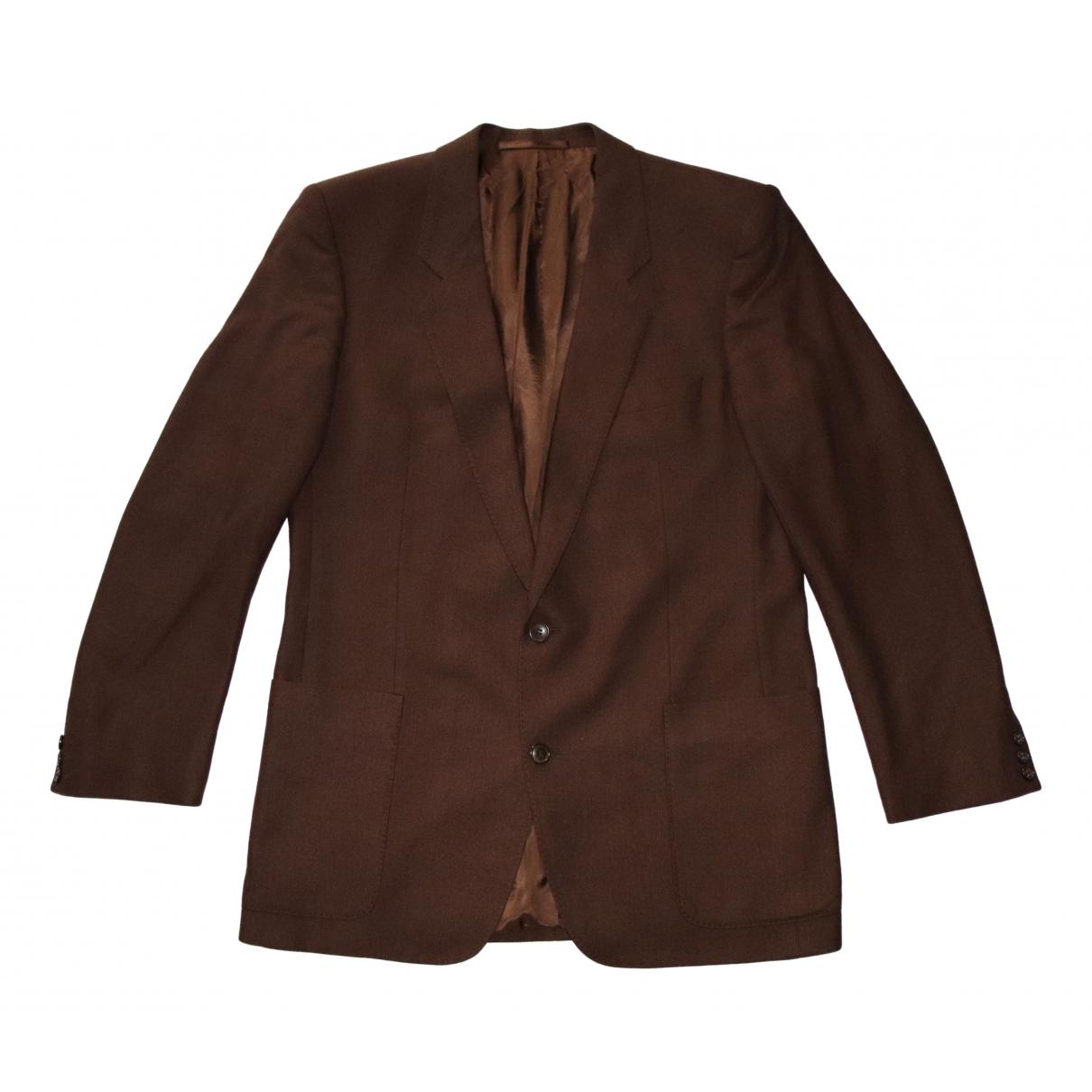 Loro Piana - Vestes.Blousons   pour homme en laine - marron