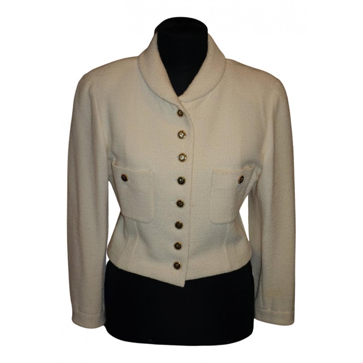 Chanel - Veste   pour femme en laine