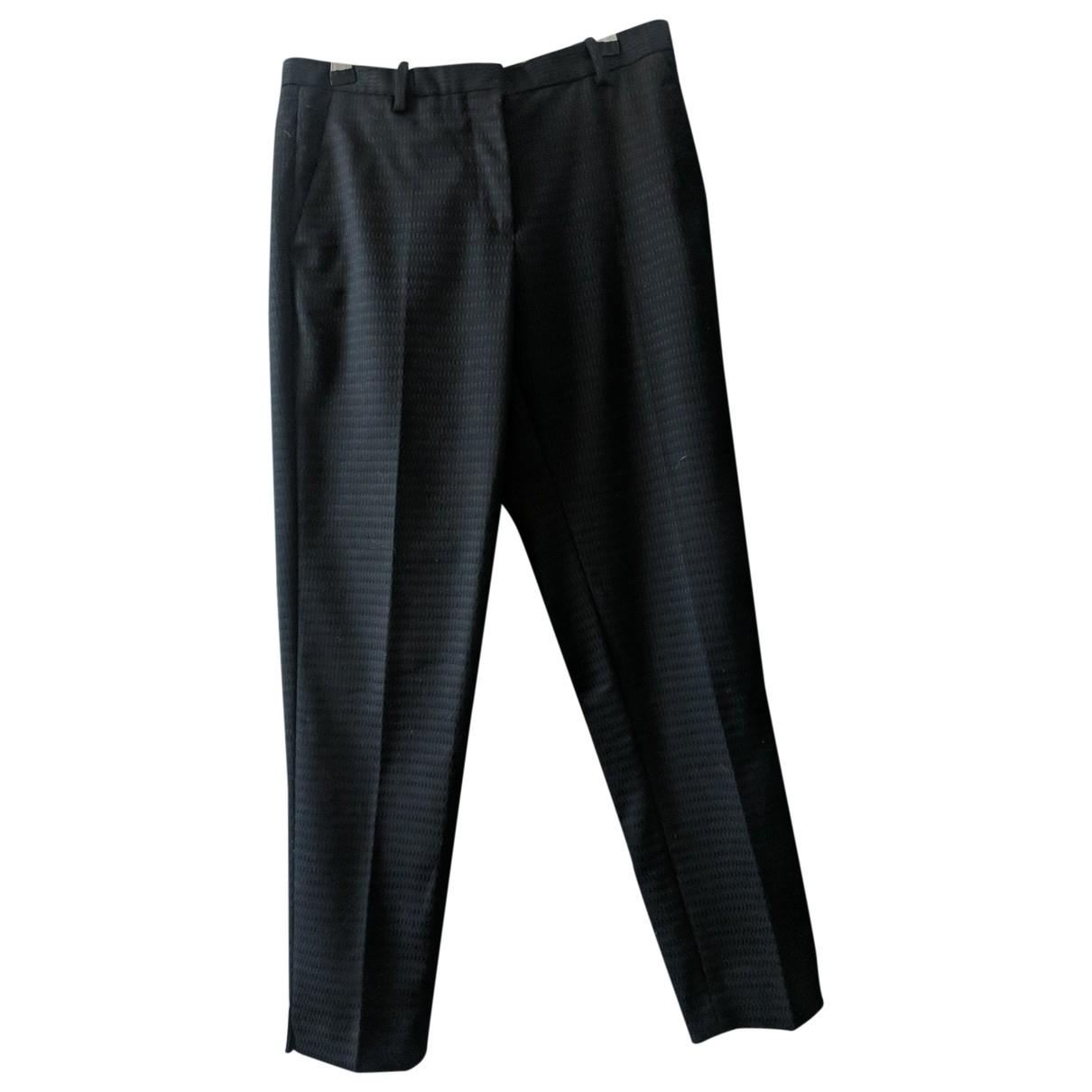 Day Birger & Mikkelsen \N Black Trousers for Women 8 UK