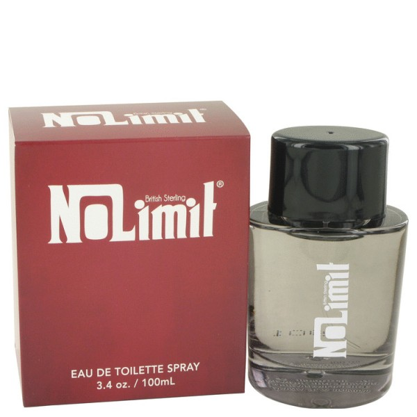 British Sterling No Limit - Dana Eau de toilette en espray 100 ML