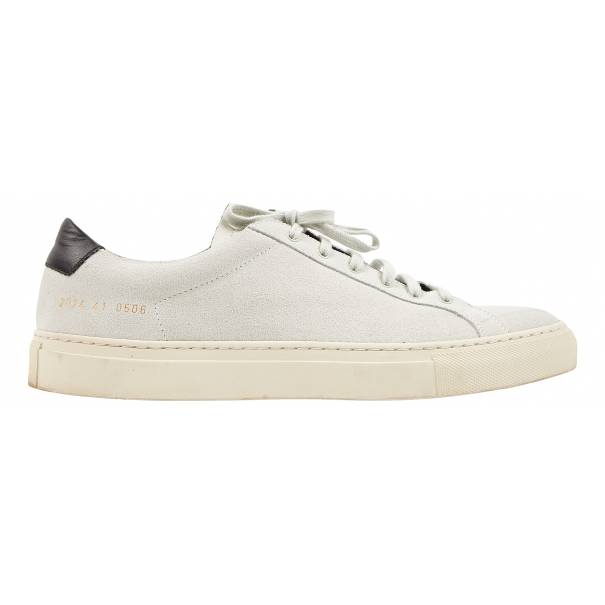 Common Projects \N Grey Suede Trainers for Men 41 EU