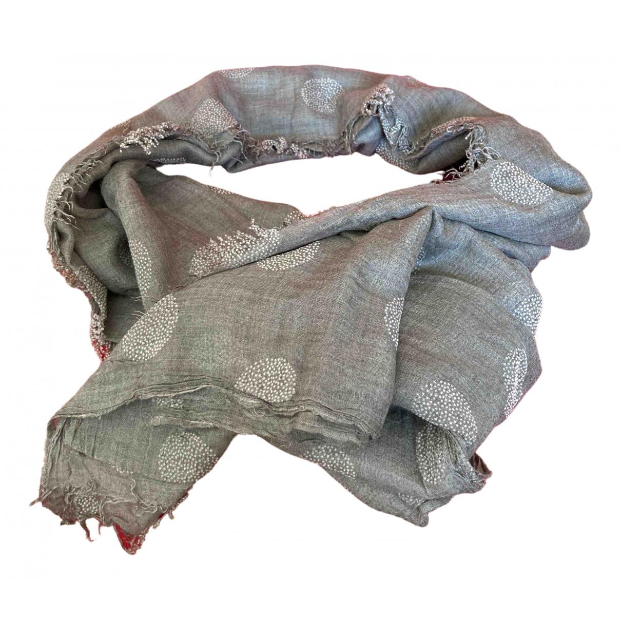 Faliero Sarti - Foulard   pour femme en autre - gris