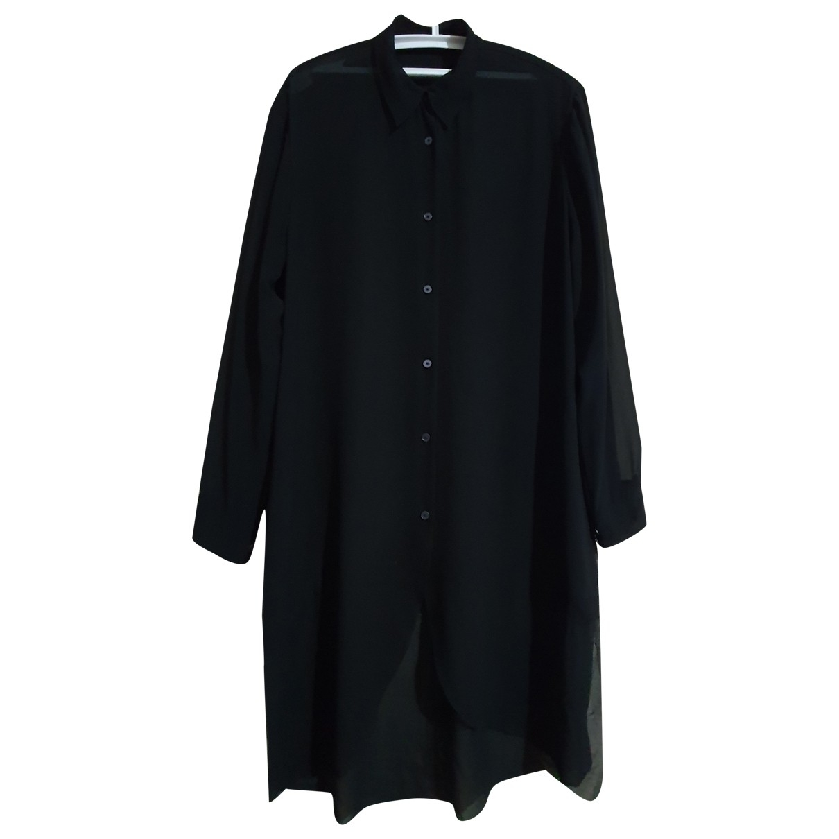 Acne Studios \N Top in  Schwarz Polyester