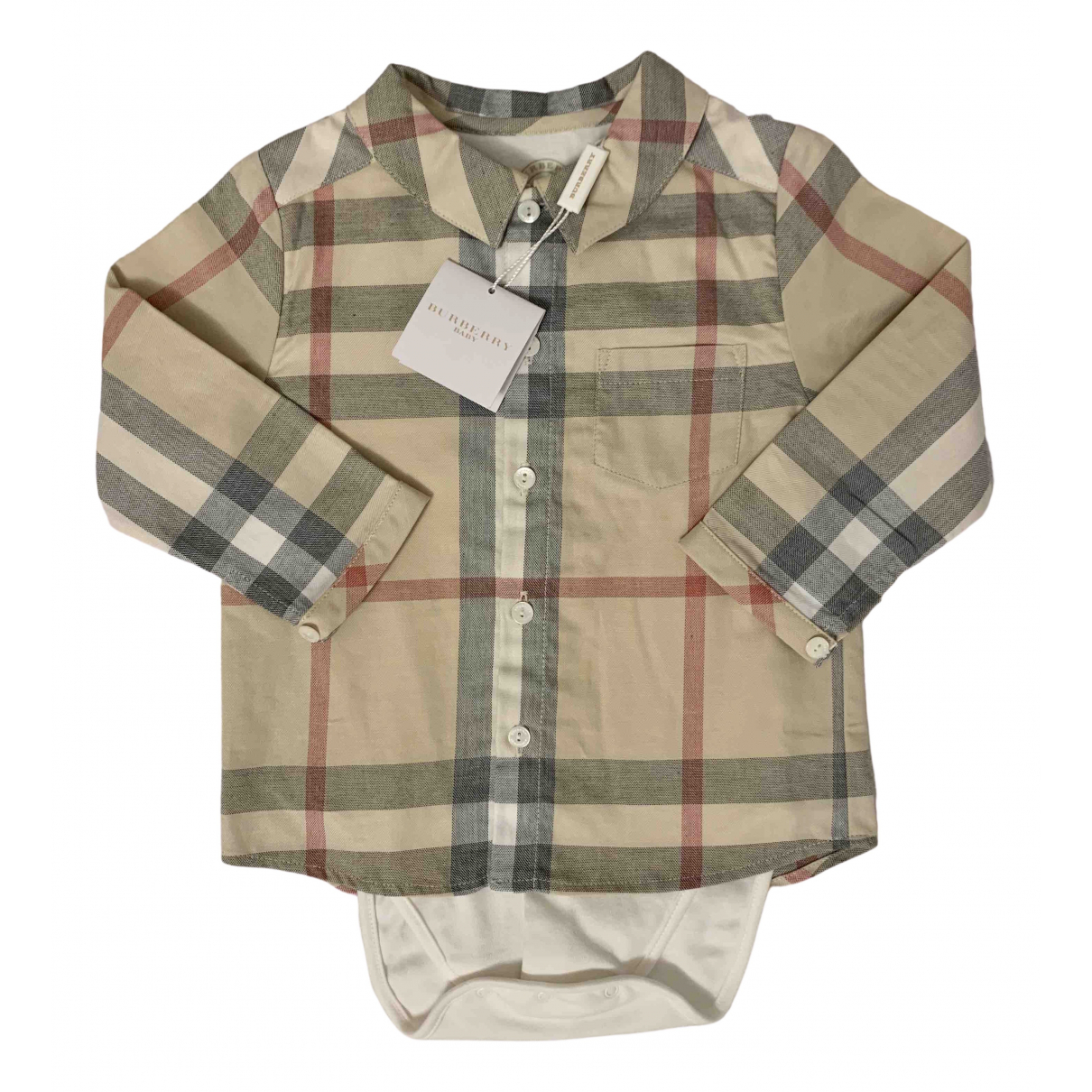Burberry \N Cotton Outfits for Kids 18 months - until 32 inches UK
