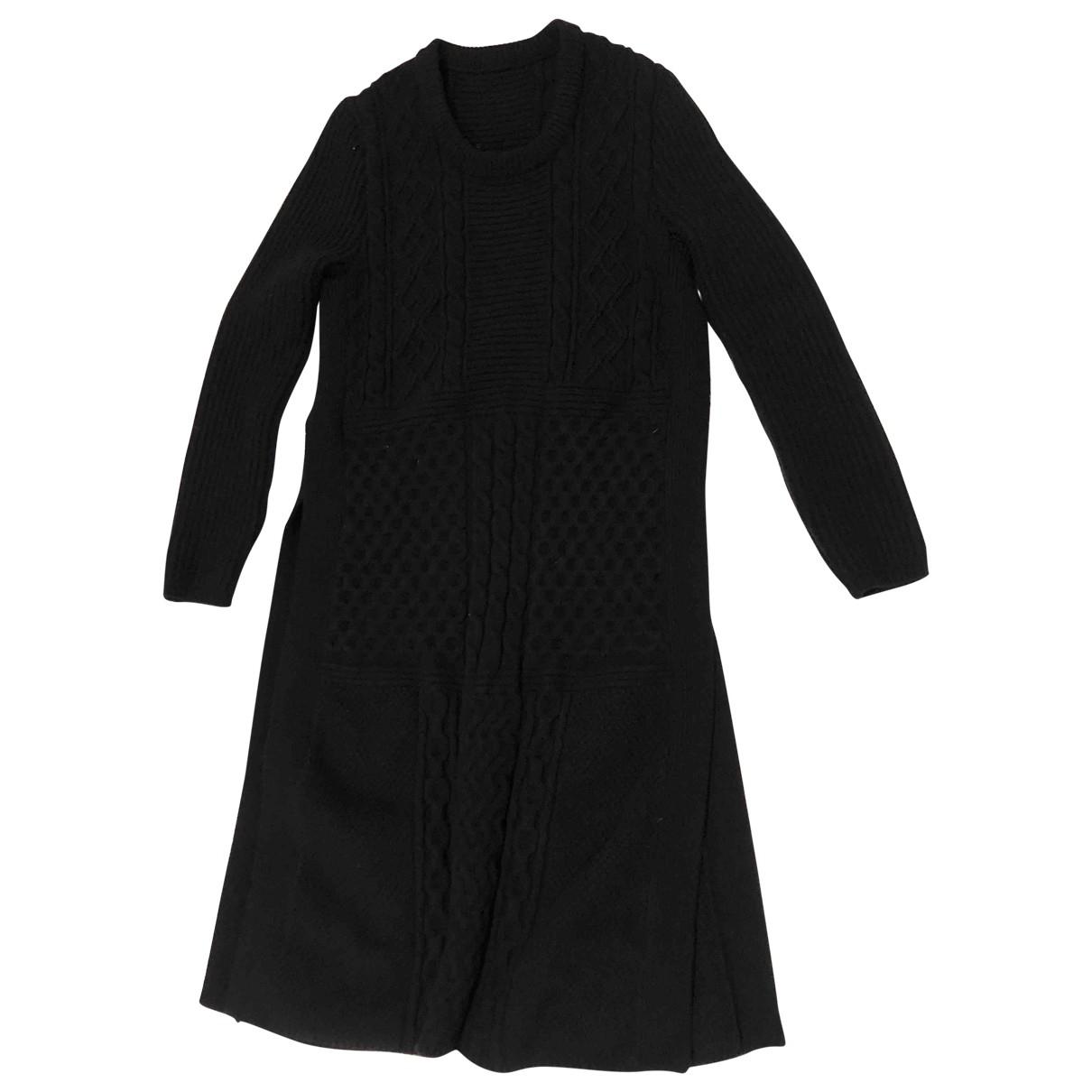 Maxi vestido de Lana Non Signe / Unsigned