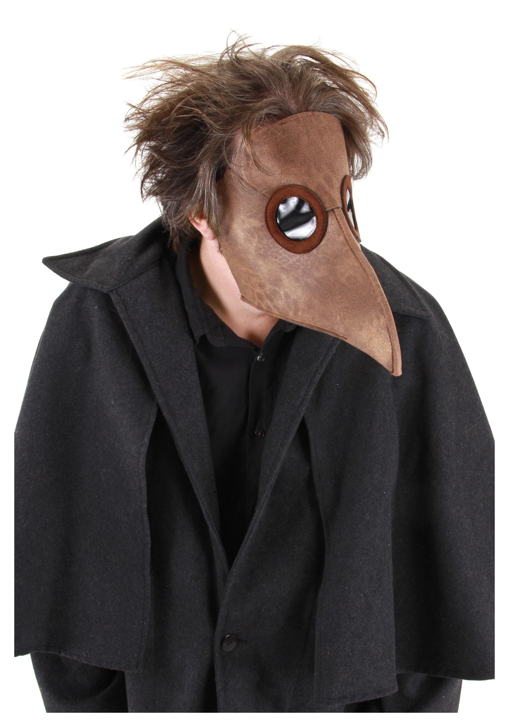 Adult Plague Doctor Mask