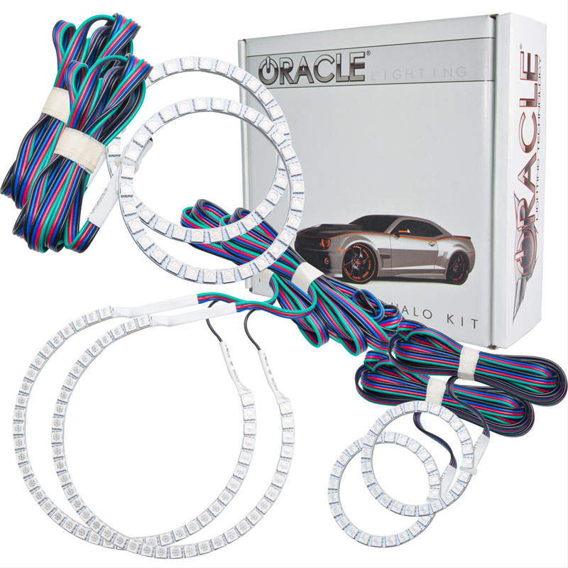 Oracle Lighting 2201-330 Acura TSX 2004-2007 ORACLE ColorSHIFT Halo Kit