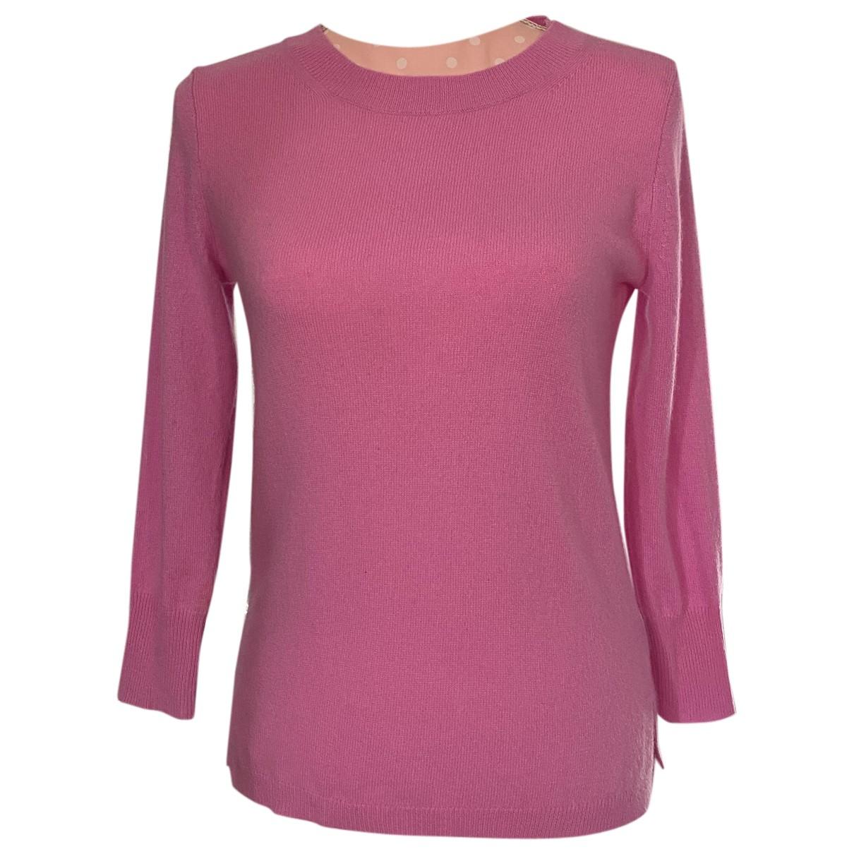 J.crew N Pink Cashmere Knitwear for Women XS International