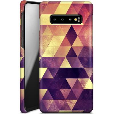 Samsung Galaxy S10 Plus Smartphone Huelle - Myyk Lyyv von Spires