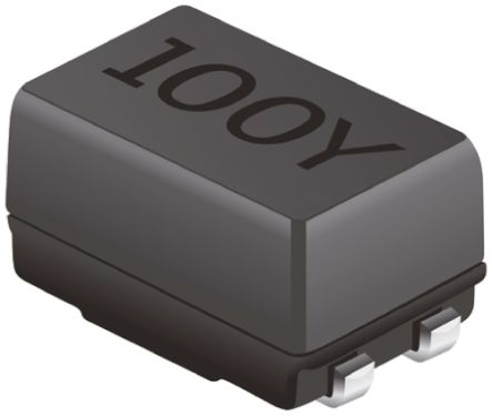Bourns , SRF0905, 0905 Wire-wound SMD Inductor with a Ferrite Core, 470 μH ±50% Wire-Wound 1.1A Idc (10)