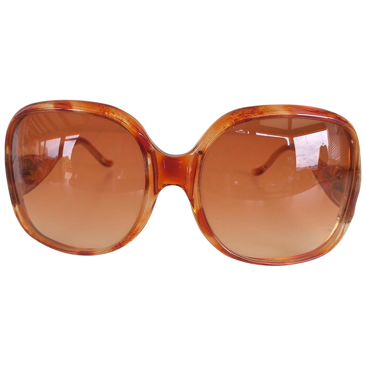Balenciaga \N Orange Sunglasses for Women \N