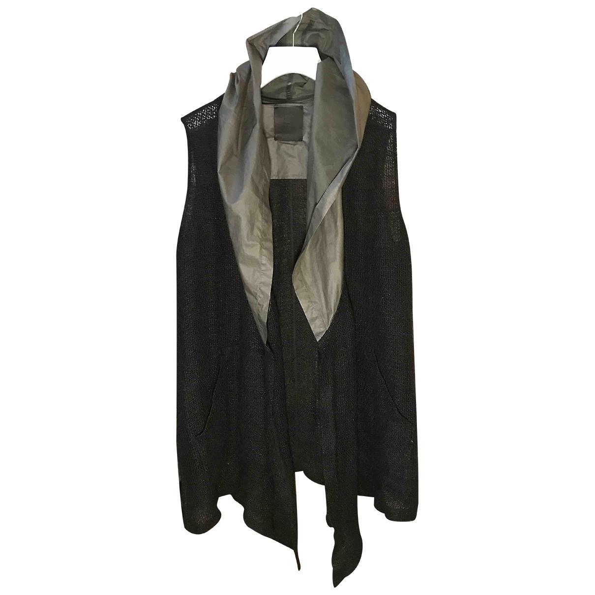 Lost & Found Ria Dunn - Vestes.Blousons   pour homme en laine - noir
