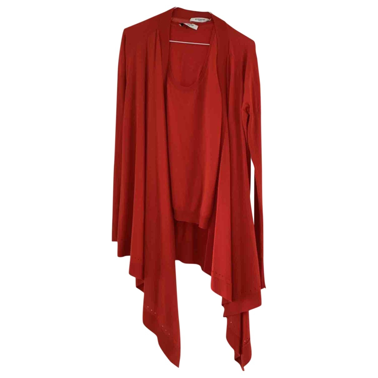 Givenchy \N Red Wool Knitwear for Women S International