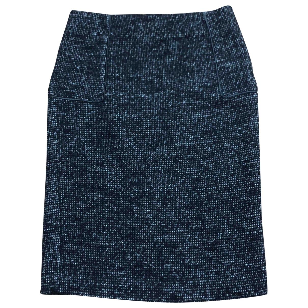 Falda de Lana Michael Kors
