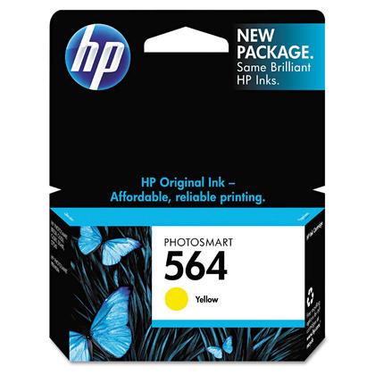 HP 564 CB320WN cartouche d'encre originale jaune