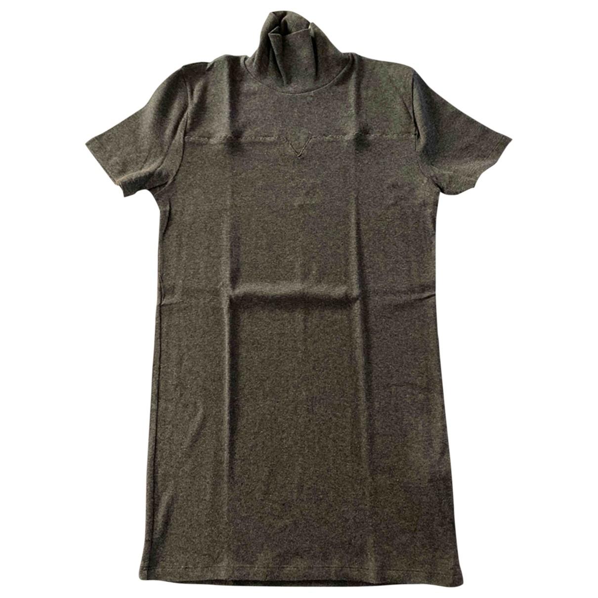 Brunello Cucinelli N Grey Cotton  top for Women XL International