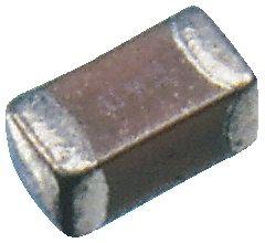 Murata , 0402 (1005M) 3.6pF Multilayer Ceramic Capacitor MLCC 50V dc ±0.25pF , SMD GJM1555C1H3R6CB01D (250)