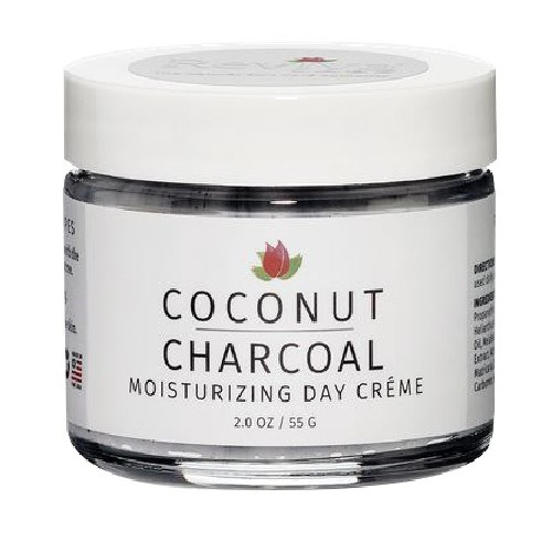 Coconut Charcoal Moisturizing Day Creme 2 Oz by Reviva