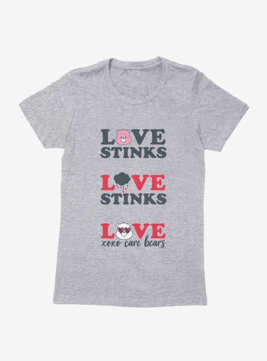Care Bears Love Stinks Womens T-Shirt