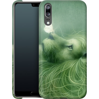 Huawei P20 Smartphone Huelle - In the Calm of the Pale Moonlight von Dan May