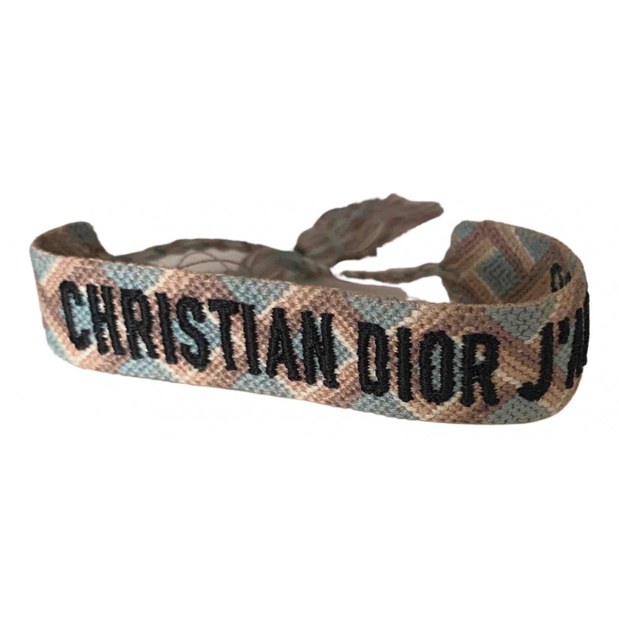 Pulsera de Lona Christian Dior