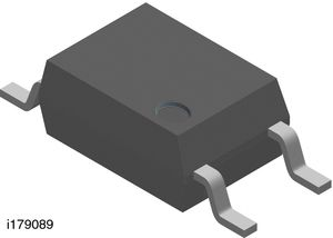 Vishay , VOM617A-4T DC Input Phototransistor Output Optocoupler, Surface Mount, 4-Pin SOP (3000)