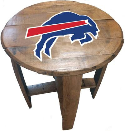 629-1021 Buffalo Bills Oak Barrel