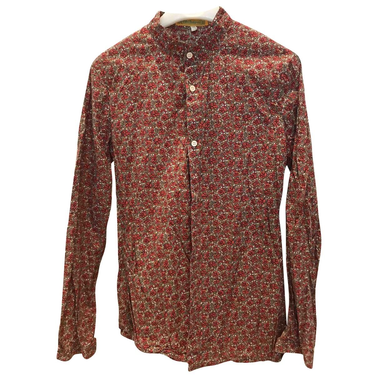 Cacharel - Top   pour femme en coton - rouge