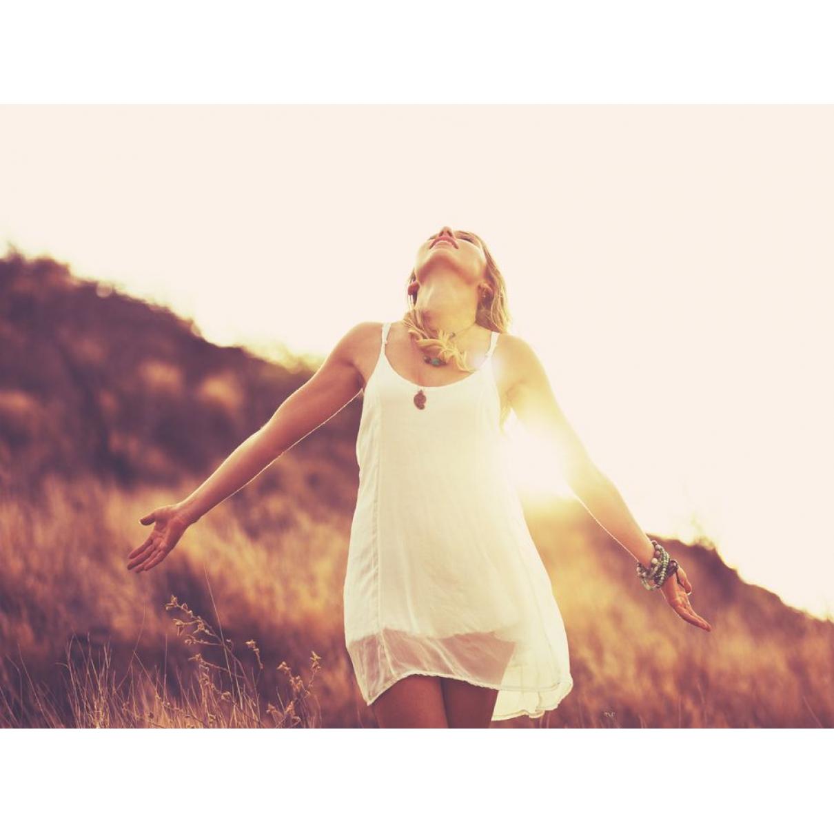 Hermès Liberty Beige Leather Ballet flats for Women 34 EU