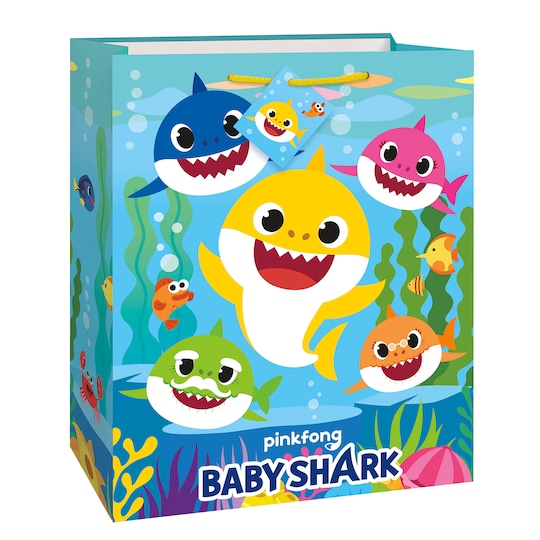 Baby Shark Gift Bag By Unique | Michaels®