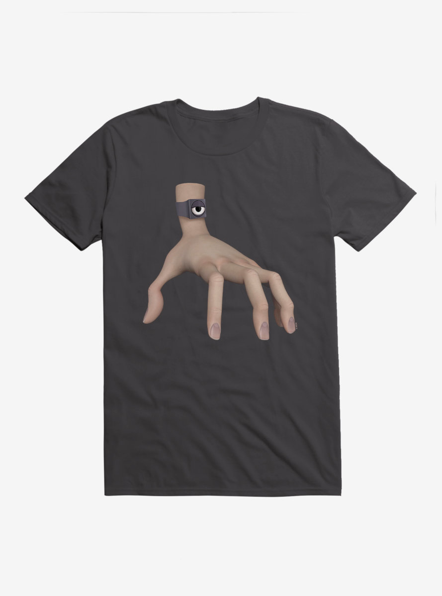 The Addams Family Thing With Watch T-Shirt
