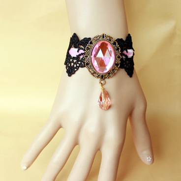 Women' s Fabulous Europe Style Pendant Wrap Bracelet