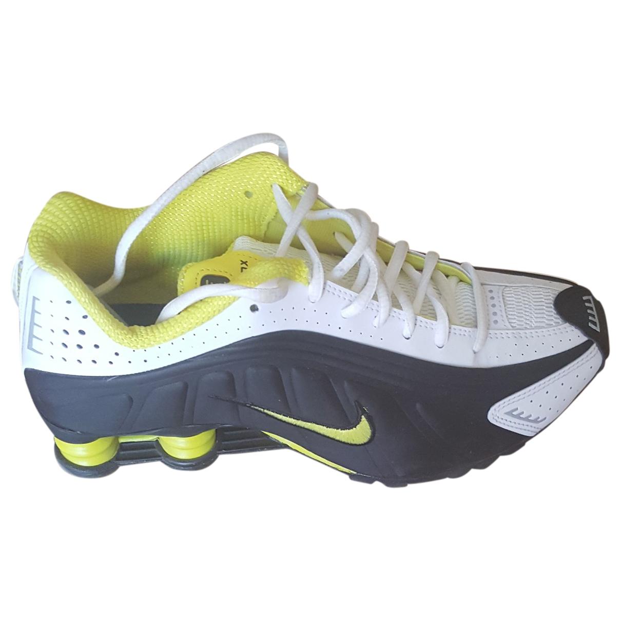 Deportivas Shox Nike