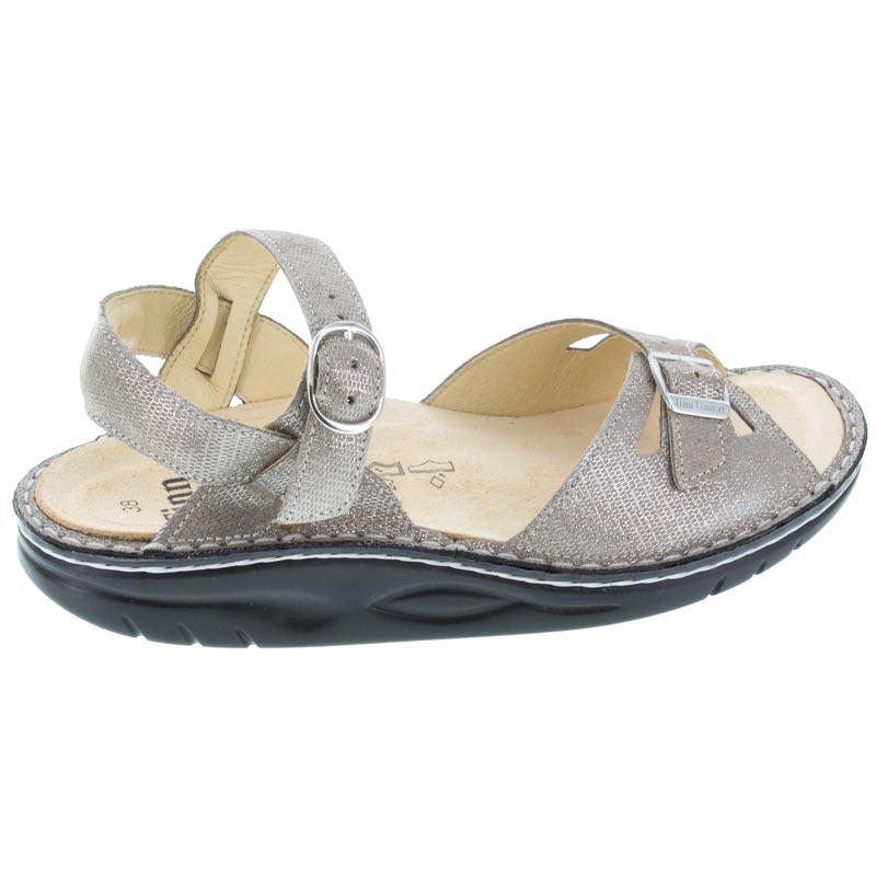 Finn Comfort Motomachi Fango Leather Soft Footbed 39