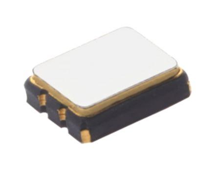 CTS , 1.843MHz Clock Oscillator, ±50ppm HCMOS, TTL, 4-Pin SMD CB3LV-3I-1M8432 (1000)