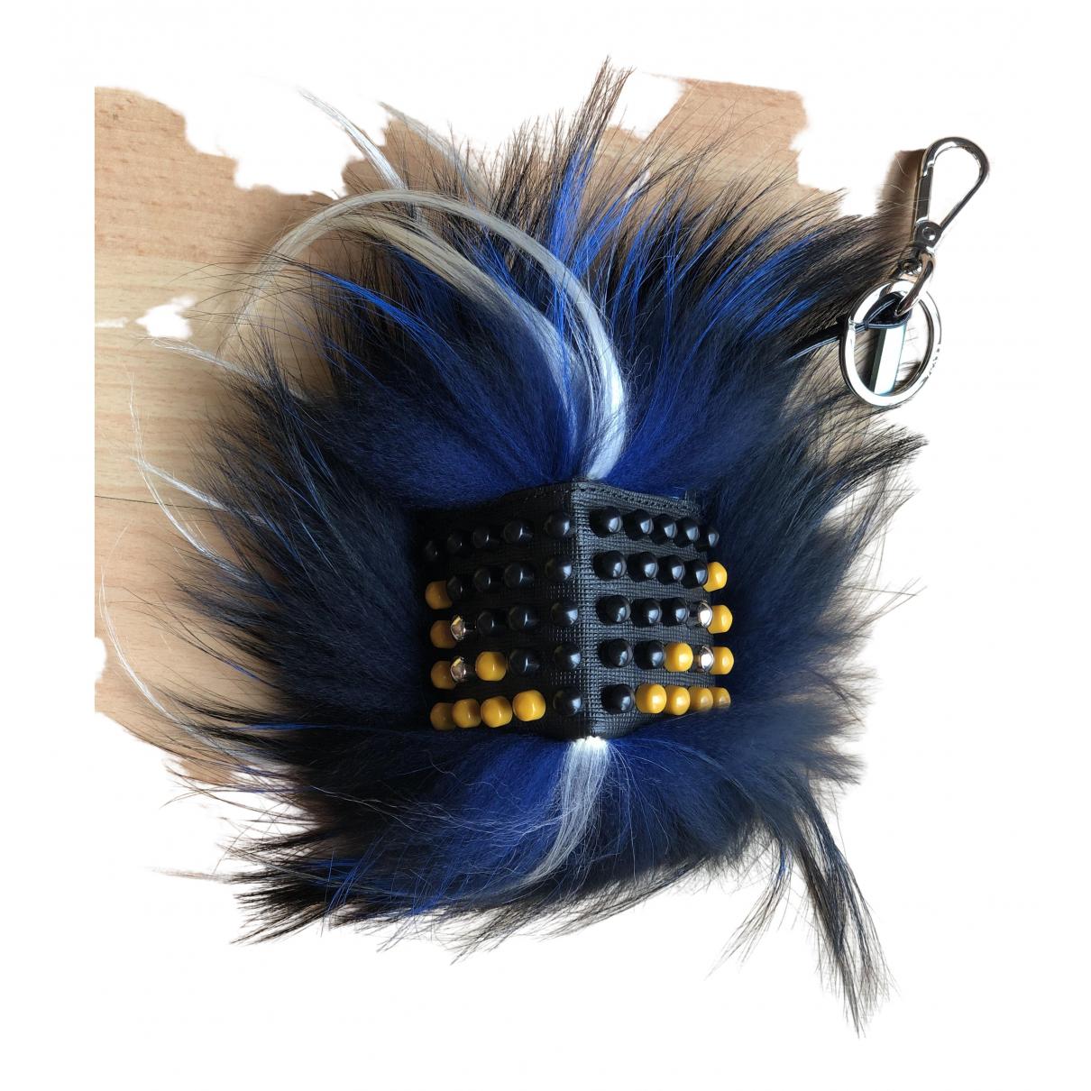 Fendi - Bijoux de sac Bag Bug pour femme en renard - multicolore