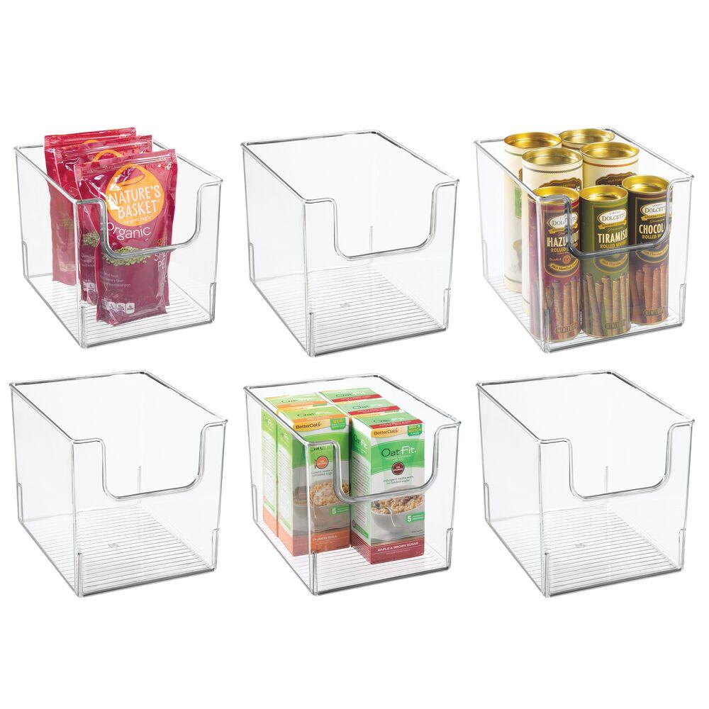 Plastic Kitchen Cube Bin for Furniture - 10