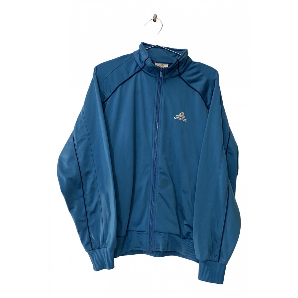 Adidas - Veste   pour femme - turquoise