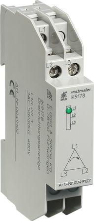 Dold Phase Monitoring Relay, 400 V ac Supply Voltage