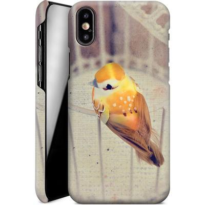Apple iPhone X Smartphone Huelle - Vogelfrei II von Marie-Luise Schmidt