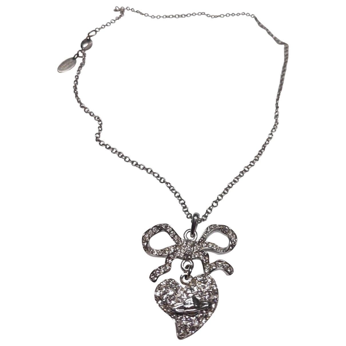 Vivienne Westwood \N Kette in  Silber Metall