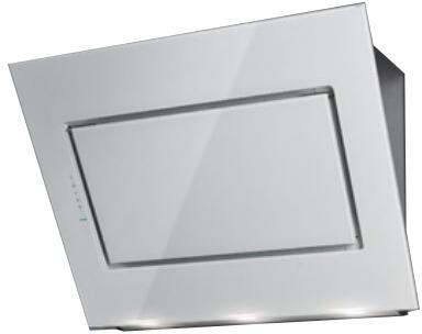 FDQWH36W5SG 36 Design Collection Quasar Wall Mount Range Hood with 500 CFM  LED Lighting  Perimeter Aspiration System and Touch Controls in